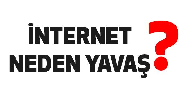İnternet Neden Yavaş? ((Facebook Neden Yavaş)