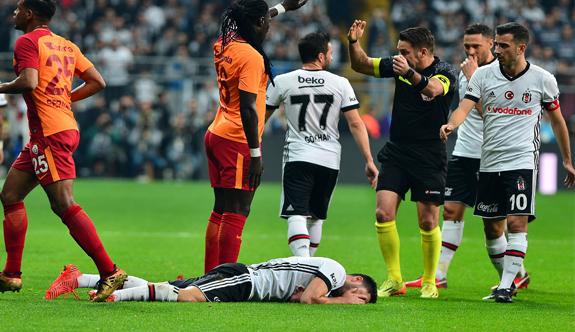 Süper Lig: Beşiktaş: 0 - Galatasaray: 0