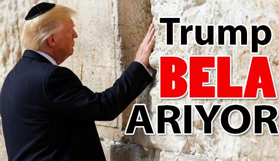 Trump Belasını Arıyor...