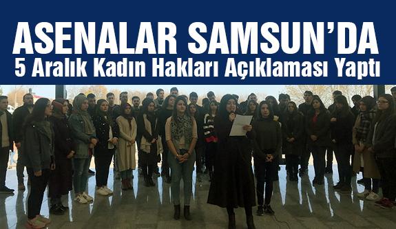 Ülkücü Bayanlar 5 Aralık Kadın Hakları Açıklaması Yaptı
