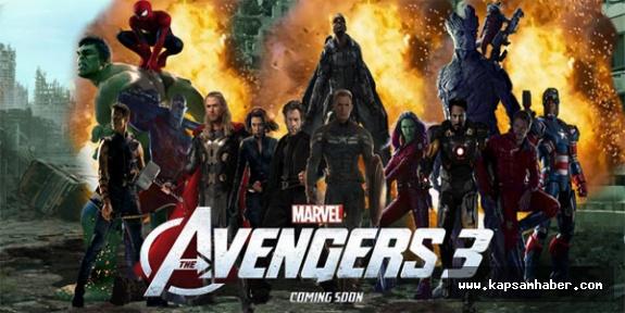 Yenilmezler 3 Sonsuzluk Savaşı - Avengers 3 Infinity War