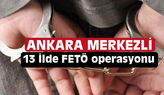 Aksiyon İş Konfederasyonuna FETÖ Operasyonu