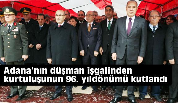 """""""Atatürk Milli Mücadele İlhamını Adana'dan Almıştır"""""""