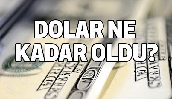 Dolar Kaç Lira Oldu?  (8 Ocak 2018)