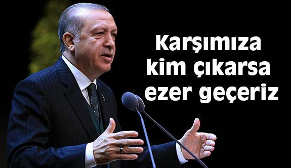 Cumhurbaşkanı Erdoğan'dan HDP'ye Bomba Cevap!