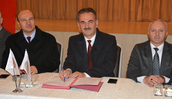Gemlik Belediyesi Yeni Sözleşme İmzalandı