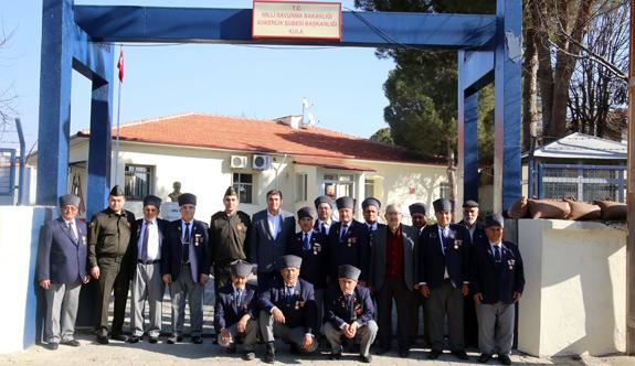 Kula Belediye Başkanı Hüseyin Tosun, Afrin İçin Dilekçe Verdi