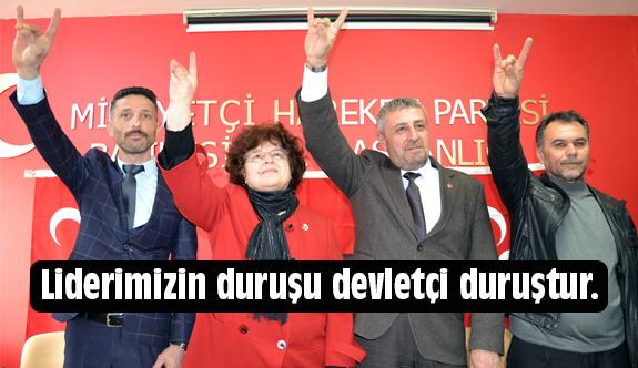 """""""MHP, AK Parti'nin yanında olacak"""""""