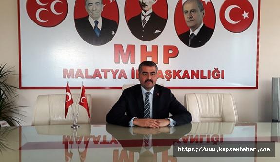 MHP'li Avşar, Liderimiz Devlet Bahçeli Bey'e Saldırıları Kınıyoruz