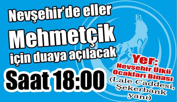 Nevşehir'de eller Mehmetçik İçin Duaya Açılacak