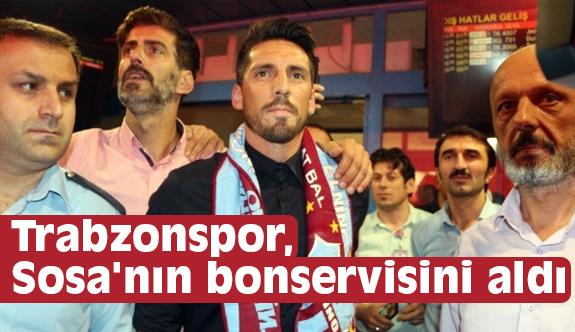 Trabzonspor, Sosa'nın bonservisini Milan'dan aldı