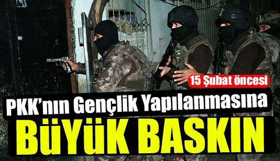 15 Şubat Öncesi PKK Operasyonu (15 Şubat Nedir)