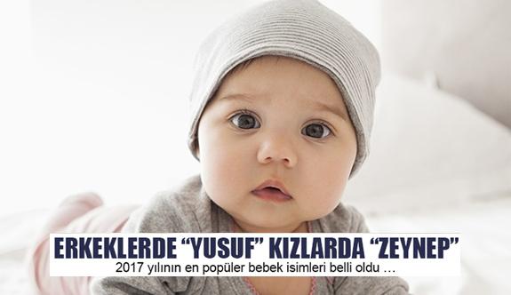 2017 Yılının En Popüler Bebek İsimleri Belli Oldu