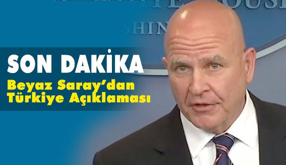 ABD'den Türkiye Açıklaması Geldi