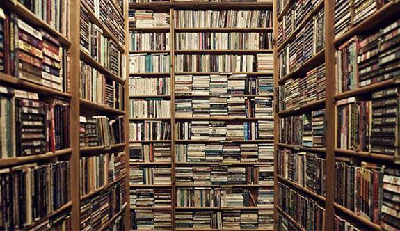 Değerli Kitapların Bulunduğu Sahaflar