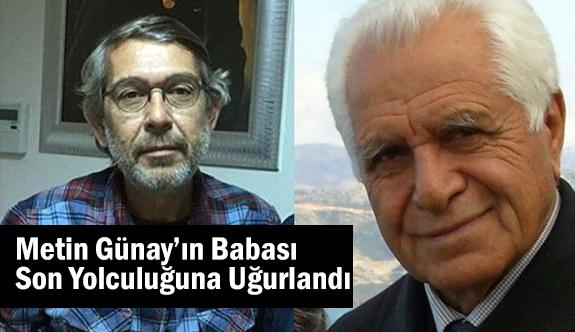 Diriliş Ertuğrul Yönetmeni Metin Günay'ın Babası Son Yolculuğuna Uğurlandı
