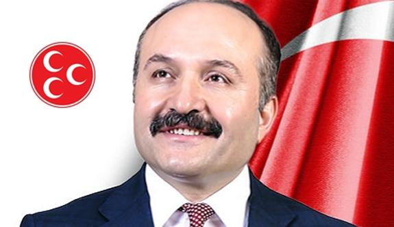 Erhan Usta MHP'nin 49. Yılını kutladı