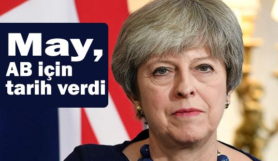 İngiltere AB için tarih verdi