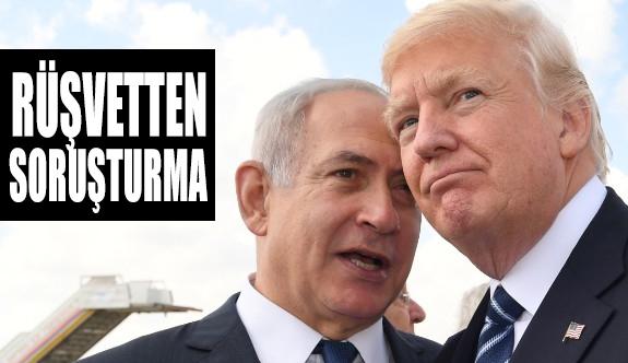 İsrail Polisinden İsrail Başbakanı Binyamin Netanyahu Soruşturması