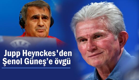 Jupp Heynckes'den Şenol Güneş'e övgü