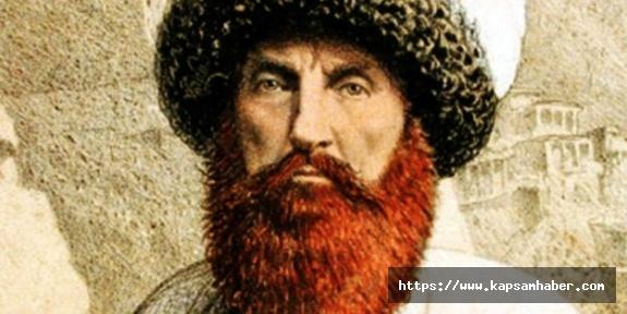 Kafkas Kartalı Büyük Mücahit Şeyh Şamil'i Anıyoruz (Şeyh Şamil Kimdir)