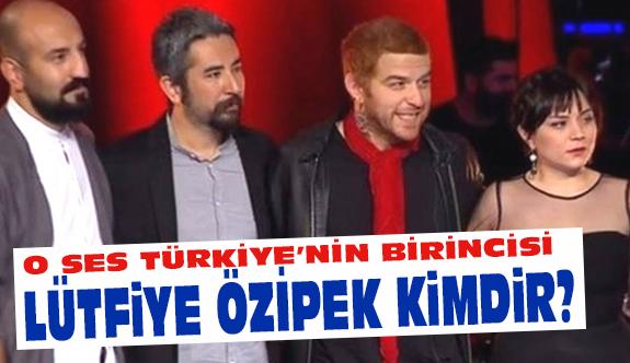 Lütfiye Özipek Kimdir? (Lütfiye Özipek Türk mü, Kaç yaşında?)