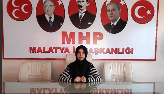 Malatya'da MHP'li Kadınlar Mehmetçik İçin Özel Program Düzenledi