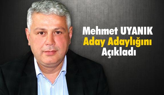 Mehmet Uyanık, Ak Parti Kavak İlçe Başkanlığına Adaylığını Açıkladı