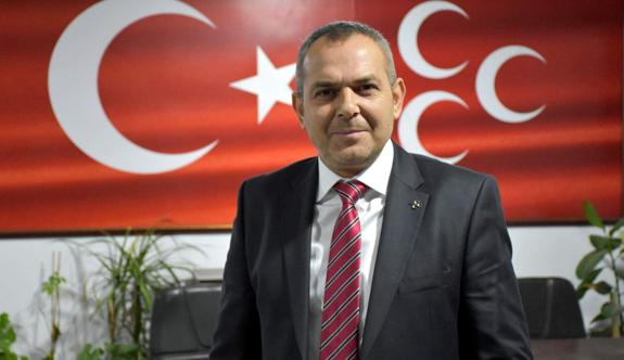 MHP Turgutlu İlçe Başkanı Orhan SAYAR MHP'nin 49.Yılını Kutladı