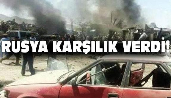 Son Dakika: Rusya, El-Nusra'ya karşılık verdi: 30 ölü