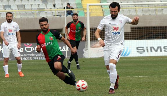 TFF 2. Lig: Karşıyaka: 0 – Bandırmaspor: 0
