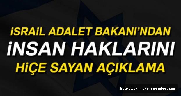 """""""Yahudi devleti, insan haklarından önce gelir"""""""