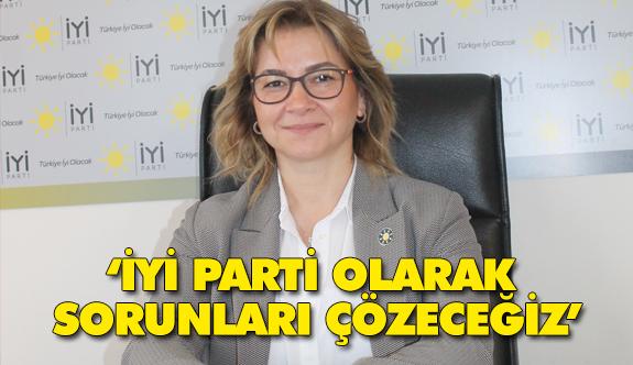 İYİ Partili Derya Çavuşoğlu; Döner Sermayeye Mahkum Edildiler