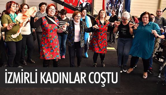 İzmir'de 5 Günlük Kadın Festivali Başladı