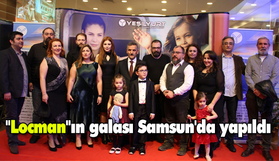"""""""Locman""""ın Galası Samsun'da Vali Kaymak'ın Katılımıyla Yapıldı"""
