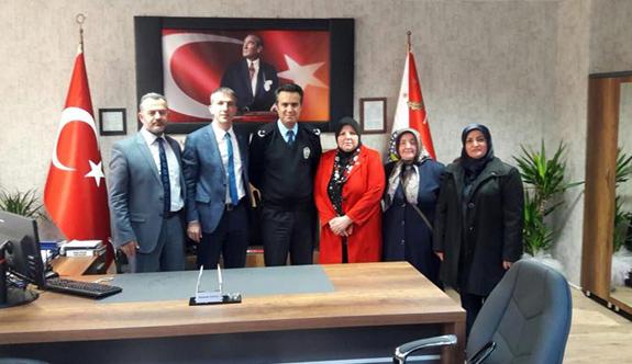 MHP Atakum'dan anlamlı ziyaret