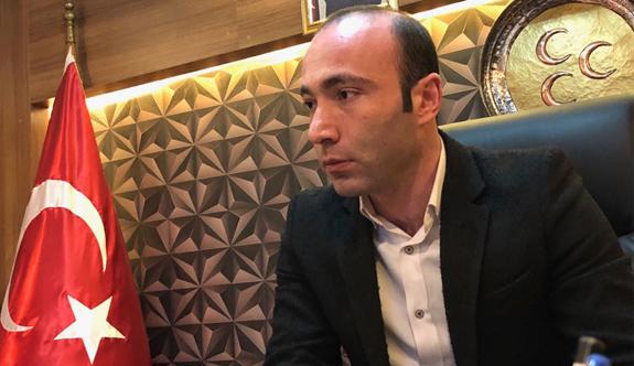 """MHP Samsun İl Başkanı Taner Tekin'den """"İmar"""" Tepkisi"""