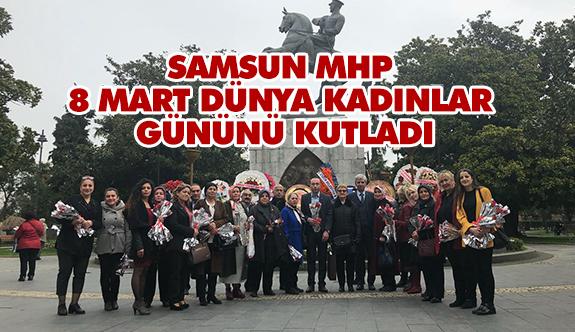 MHP Samsun Kadın Kolları'ndan 8 Mart Dünya Kadınlar Günü Kahvaltısı