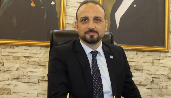 İyi Parti Samsun İl Başkanı Ömer Süslü'den Regaib Kandili mesajı