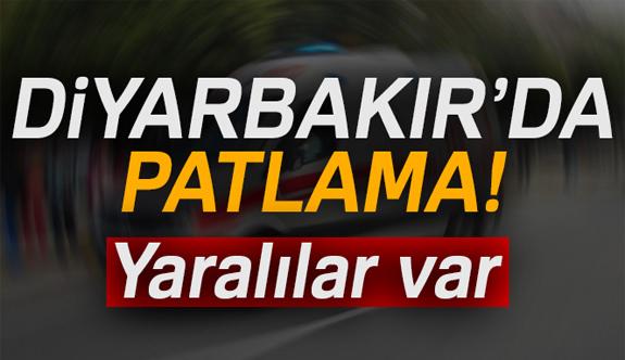 Son dakika: Diyarbakır Bağlar İlçesinde Patlama!