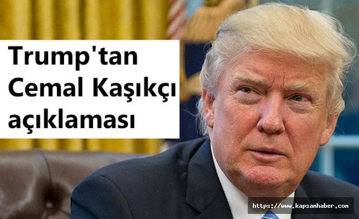 Trump, Kaşıkçı Olayı İle İlgili Kayıtlarını Talep Etti