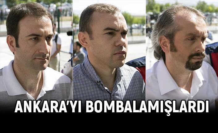 Ankara'yı Bombalayan Plotların Cezaları Belli Oldu