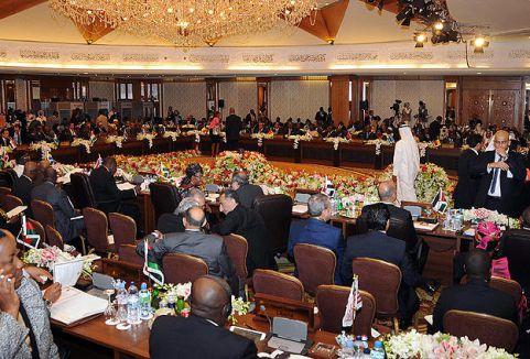 25. Arap Birliği Zirvesi kısa sürdü...