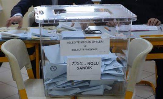30 Mart Seçimlerinin kesin sonuçları