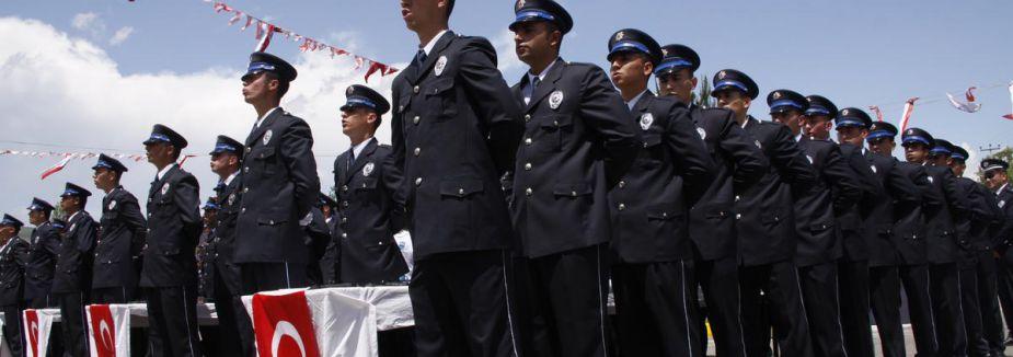 39 bin polis görev yapacak...