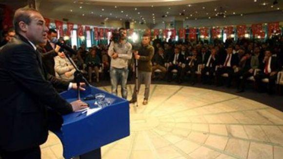 500 Alevi Vatandaş MHP'ye Katıldı