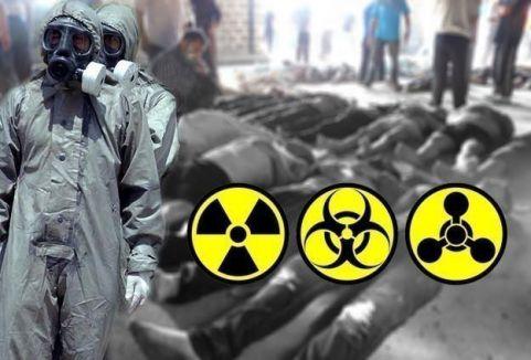 581 ton kimyasal madde imha edildi