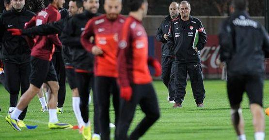 A Milli Futbol Takımı aday kadrosu