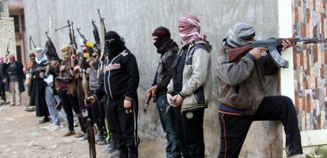 AA Halep bürosuna baskın