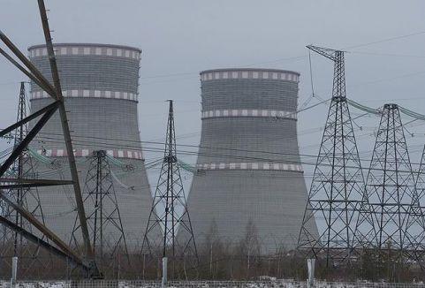 AB devlerinin elektriği  nükleerden